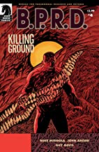 B.P.R.D.: Killing Ground #4 (English Edition)