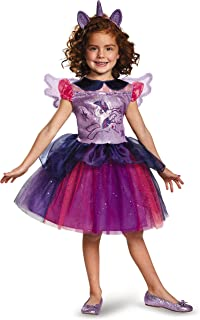 Twilight Sparkle Tutu Deluxe My Little Pony Costume, Small/4-6X