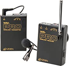 azden pro xd wireless microphone