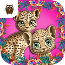 Baby Jungle Animal Hair Salon - Mommy & Baby Pet Crazy Makeover
