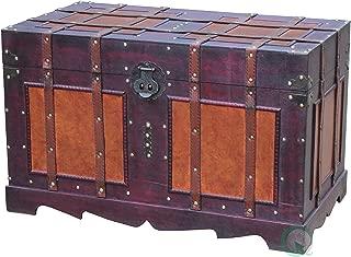 cedar lined steamer trunk