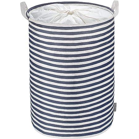 Wäschesammler 45 Liter Wäschetonne Wäschesack Wäschebehälter Wäschekorb
