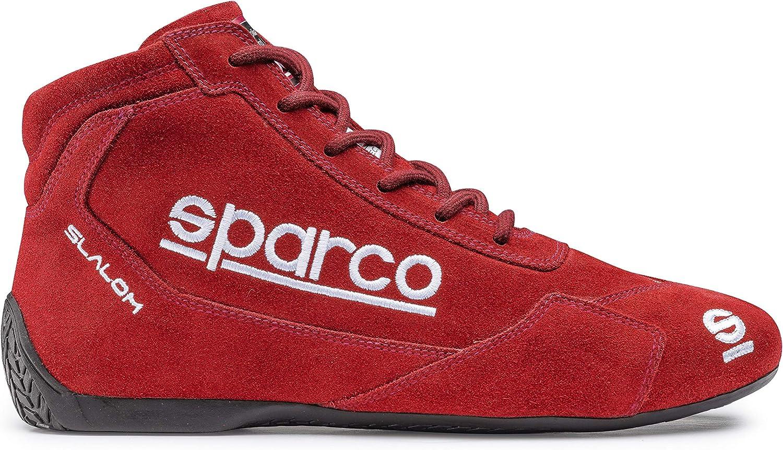 SPARCO 00126438RS Slalom Racing Stiefel Größe 38 rot RB 3.1