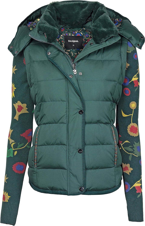 Desigual 2in1 Jacket Pia (Green)