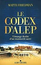 Le codex d'Alep (French Edition)