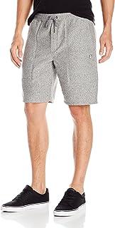 Volcom Men's Static Stone Fleece Short