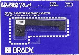 Brady R7300 7000 Series I.D.Pro Black Color, Plus Printer Ribbon