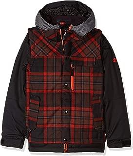 686 Boys' Scout Insulated Jackets | Waterproof Ski/Snowboard Coats