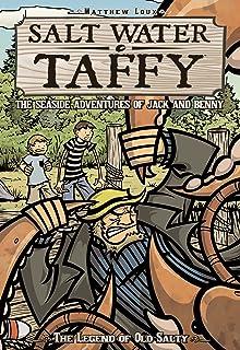 Salt Water Taffy Vol. 1: The Legend of Old Salty (1)