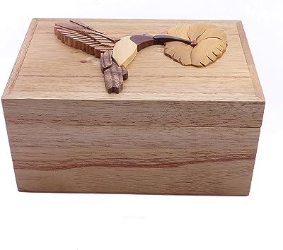 Amazon.com: Wood Cigarette Box - Surprise & Delight Magic