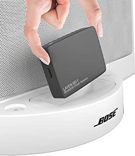 LAYEN BS-1 30 Pin Bluetooth Adapter Receiver - Audio Dongle for Bose SoundDock Series 1 (Not Suitable for Cars)