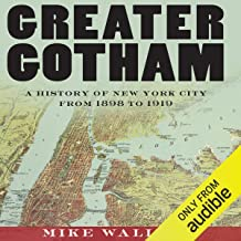 history of nyc book