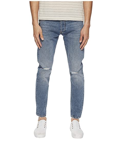 The Kooples Distressed Jeans in Blue
