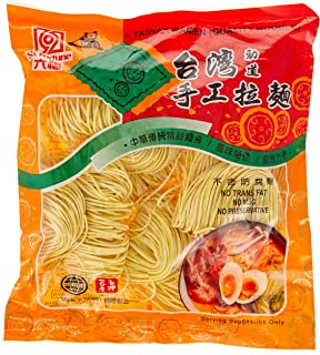 Six Fortune Taiwan La Mian Noodles, 340 g