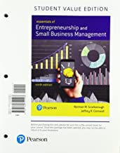 Best essentials of entrepreneurship and small business management book Reviews