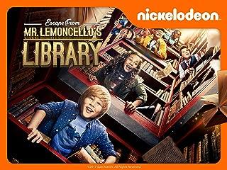 Escape from Mr. Lemoncello's Library Season 1