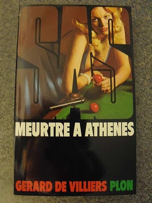 SAS - Meurtre à Athènes