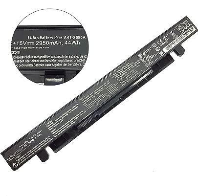 MMS Laptop Akku A41-X550A f r ASUS X450CA X450EA X550 550C X550D X552 F550C R510CA 15V 2950 mAh Schätzpreis : 32,69 €