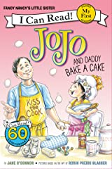 Fancy Nancy: JoJo and Daddy Bake a Cake (My First I Can Read) Kindle Edition