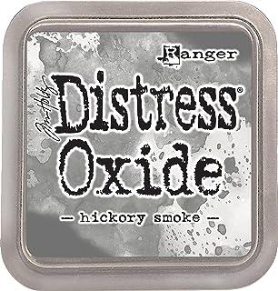 Ranger Tim Holtz Distress Oxide Ink Pad Hickory Smoke Ink-Pad Garçon Grey FR: 2XL (Taille Fabricant: S)