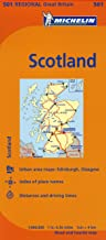 Best michelin road map of scotland Reviews