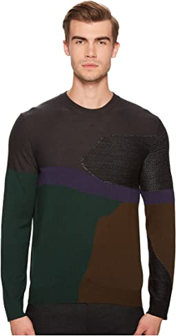 Paul Smith - Camo Sweater