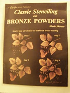 Best bronze powder stenciling Reviews
