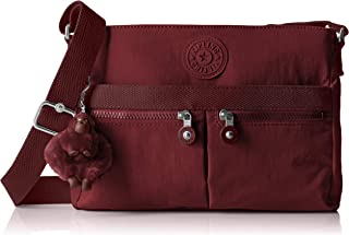 Kipling Womens womens Angie Solid Convertible Crossbody Bag