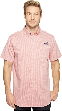 Columbia - Super Harborside Slim Fit Short Sleeve Shirt