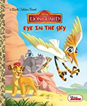 العين in the Sky (شبابي مطبوع عليه: تي شيرتات The Lion من Disney Guard كتاب) (ذهبي)