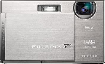 Fujifilm FinePix Z200fd 10MP Digital Camera with 5x Optical Dual Image Stabilized Zoom (Silver)