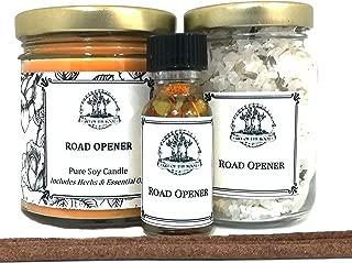 Art of the Root Road Opener Spell Kit for New Beginnings, Opportunities & to Open Doors Wiccan Pagan Hoodoo Conjure