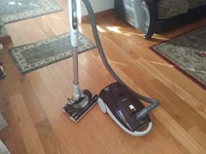 Kenmore Canister Vacuum Cleaner, Progressive, Blueberry 21614 by Kenmore