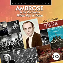Best ambrose & his orchestra Reviews