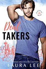 Deal Takers: A Frenemies-to-Lovers Romantic Comedy (Dealing With Love) Kindle Edition