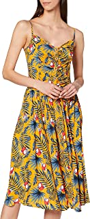 Joe Browns Women's Fruity Fun Dress Casual, Yellow Multi