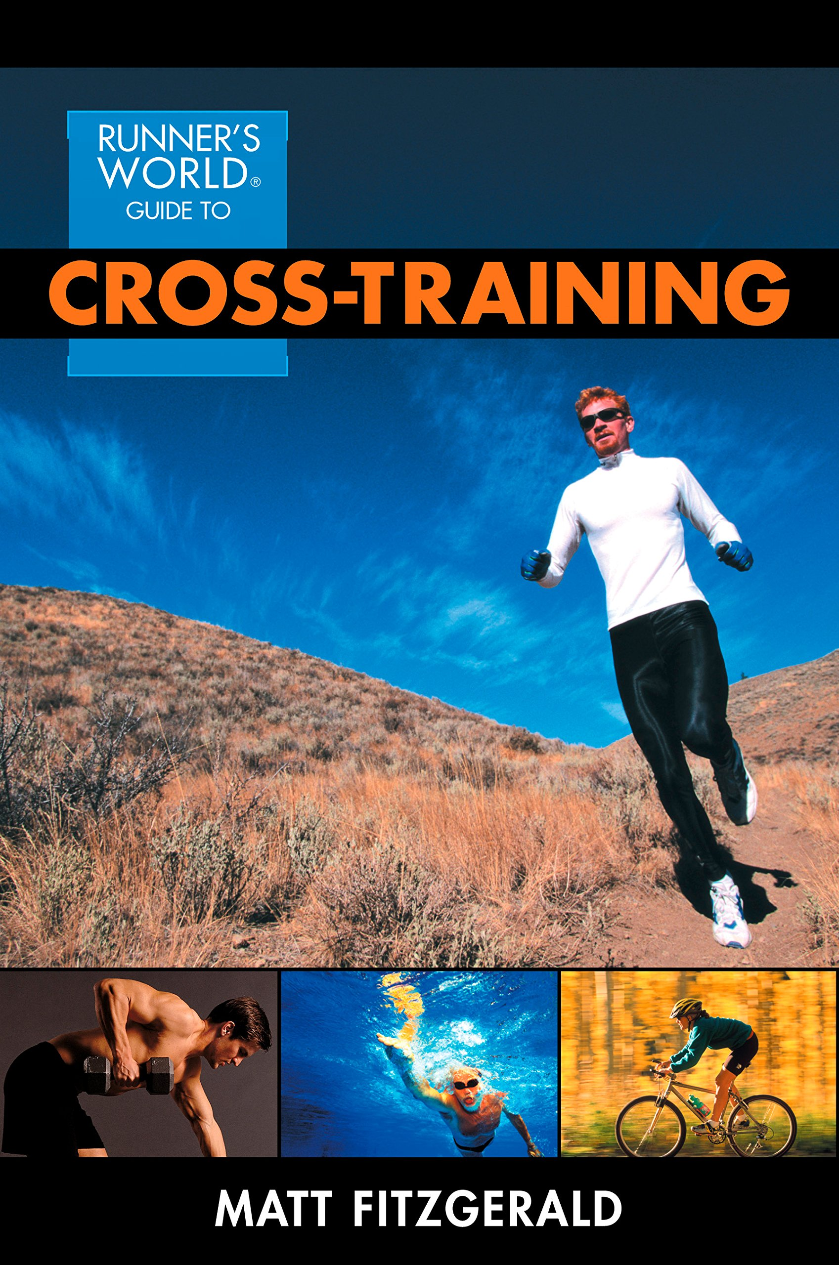 Image OfRunner's World Guide To Cross-Training (English Edition)