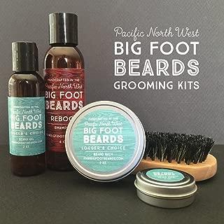 Bigfoot Beards Logger's Choice Beard Grooming Kit