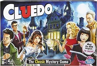comprar comparacion Hasbro Gaming - Juego en Familia Cluedo (Hasbro 387123480) (versión Inglesa)