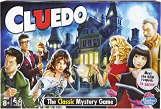 Hasbro Gaming Cluedo the Classic Mystery Board Game