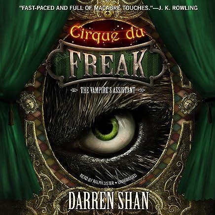 Cirque du Freak: The Vampire's Assistant: The Saga of Darren Shan, Book 2