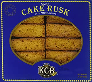 KCB Soonfi Cake Rusk with Fennel Seeds 25oz