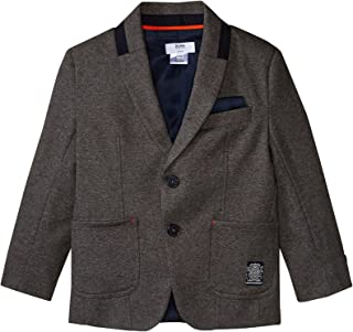 Hugo Boss Boys' Milano Suit Jacket with Elbow Patches