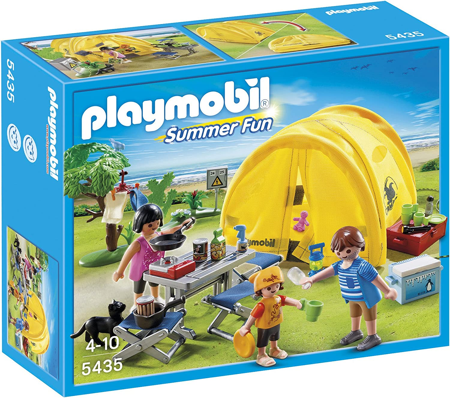 Special price PLAYMOBIL Family Trip Camping At the price