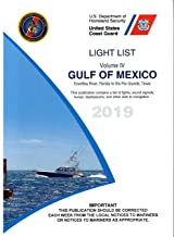 USCG Light List IV 2019: Gulf of Mexico Econfina River, Florida to the Rio Grande, Texas