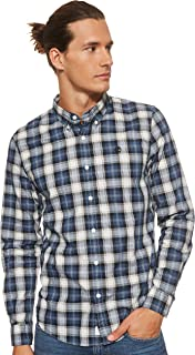 Timberland Men's Ls Eastham River Stretch Poplin Tarta Shirt