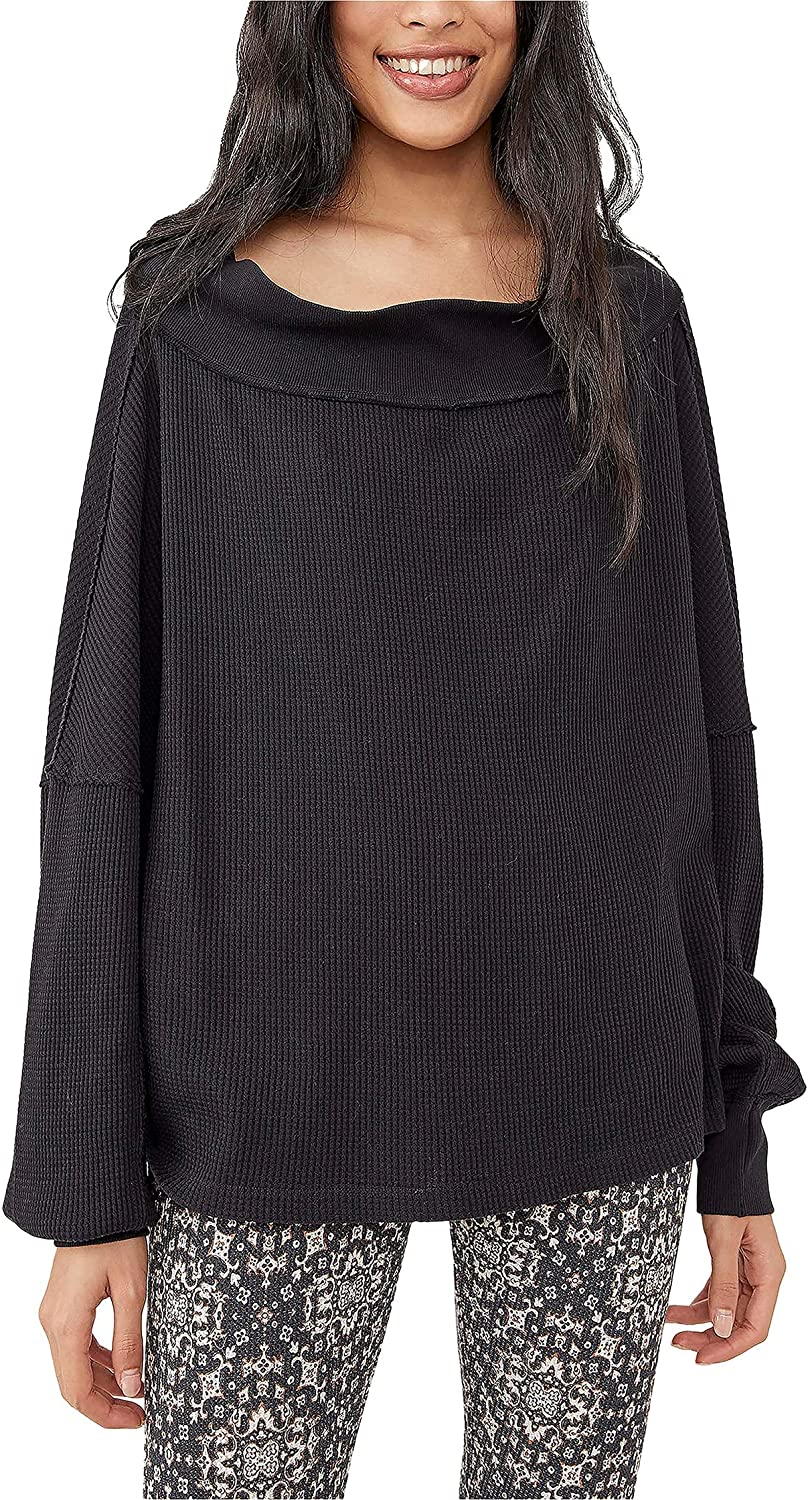 Free People Close to You Thermal Top