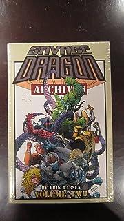 SAVAGE DRAGON ARCHIVES 02: Volume 2