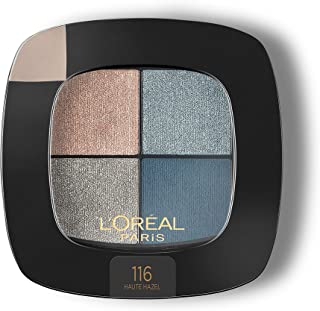 L`Oréal Paris Colour Riche Eye Pocket Palette Eye Shadow, Haute Hazel, 0.1 oz.