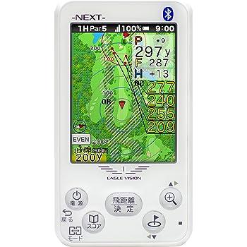アサヒゴルフ EAGLE VISION GPS NEXT ユニセックス EV-732 ホワイト